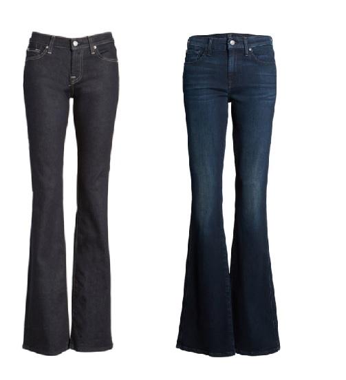 Cách phối đồ cho dáng người quả lê- quần jeans dành cho bạn
