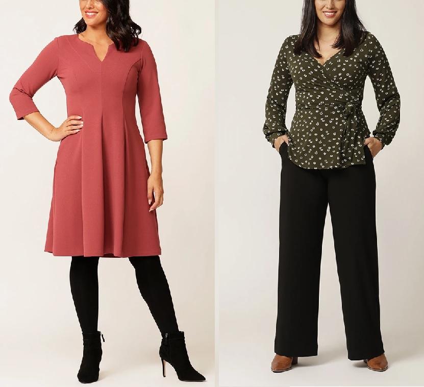Cách mặc đồ đẹp cho nữ béo - Chọn món đồ phù hợp với dáng cơ thể